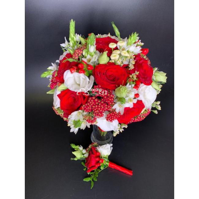 Романтические букет для невесты 2018 своими руками, цветов орхидея южно-сахалинск